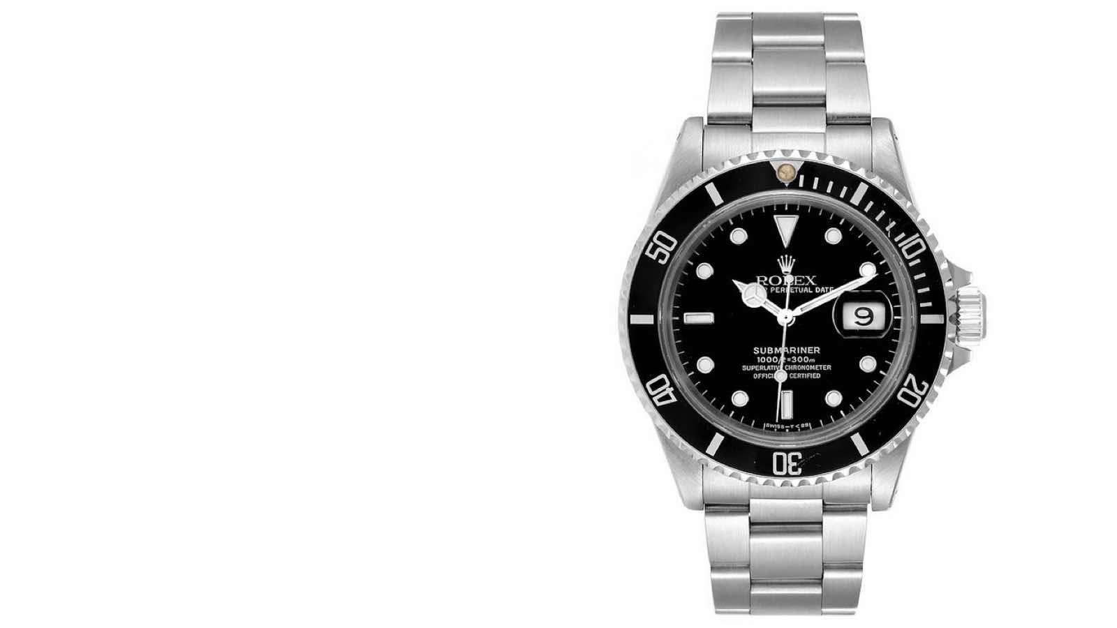 Rolex Watch Background